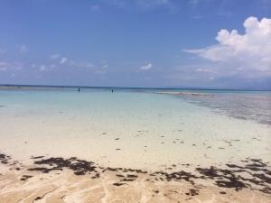 西の浜ビーチ
