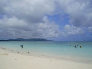 久米島観光 ハテの浜