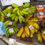 島バナナとマンゴー