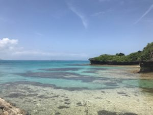 竹富島から神秘の島 新城島へ